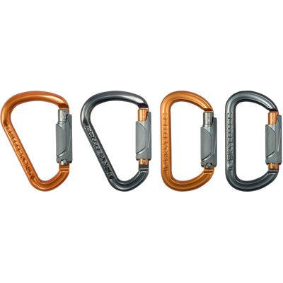 Double carabiners